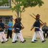 Changing of the Guard ceremony, Castle of Good Hope, Cape Town, South Africa