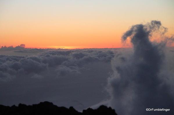 003 September 7, 2013. Haleakala N.P. Sunset