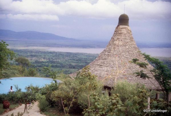 1999 Tanzania. Lake Manyara 001