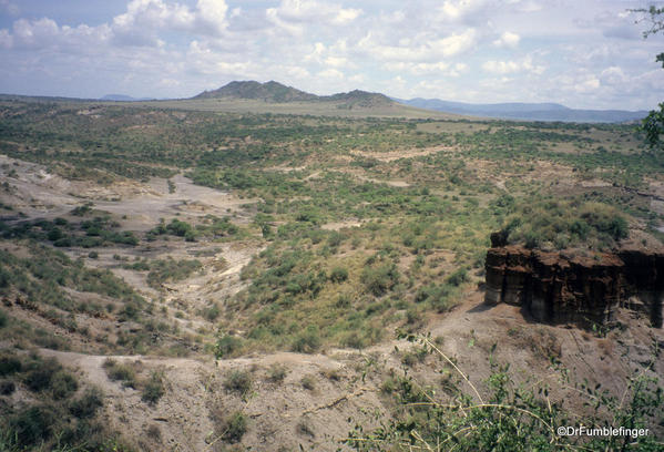1999 Tanzania 050. Olduvai Gorge
