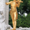 Vienna -- Strauss statue in the StadtPark
