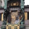 Vienna -- Anker Clock in Hoher Market