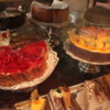 Beautiful cakes at the Demel Cafe, Vienna