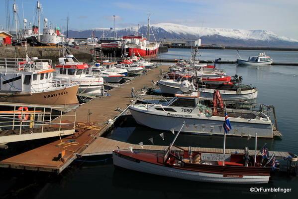 Reykjavik 05-2013-024 Harbor