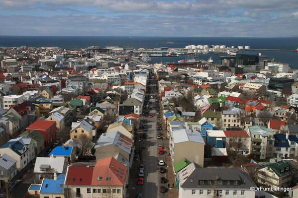 Reykjavik 05-2013-068 Views from Hallgrimskirkje