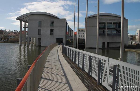 "City Hall, on the ""Pond"", Reykjavik"
