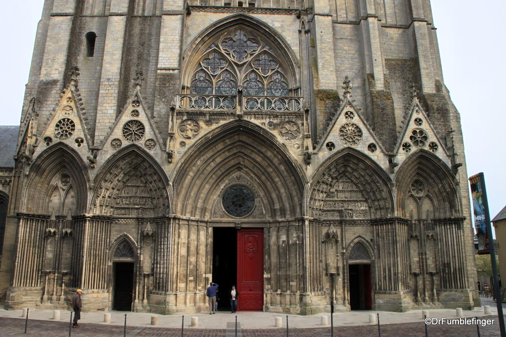 A visit to Normandy: Bayeux -- a tapestry, cathedral and D-Day  TravelGumbo