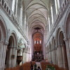 Nave, Notre Dame Cathedral, Bayeux France