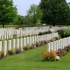British War Cemetery, Bayeux, France