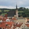 Ceský Krumlov -- St. Vitus cathedral