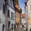 Ceský Krumlov -- a great place to go for a stroll