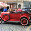 Classic car, Prague: You can hire them to give you a tour of the city