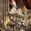 Tomb of St. John of Nepomuk,  St. Vitus Cathedral, Prague: The tomb of this popular saint is made of silver