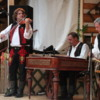 Prague -- Cultural Show at the Folklore Garden