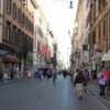 Rome -- Via Del Corso: A popular place to shop