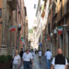 Rome -- side streets in North Rome