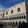 Venice -- Doge Palace: Home to the ruler of Venice, the Doge. It was also the official seat of all actions of government
