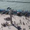 Venice -- View from the Campanile: Entry into St. Mark's Square from the Grand Canal