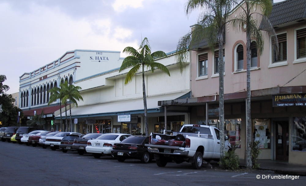 Restaurants In Hilo Big Island Hawaii