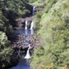 Umauma Falls, Hawaii: You have to pay to see this one. If your time is limited, Akaka Falls is far more impressive