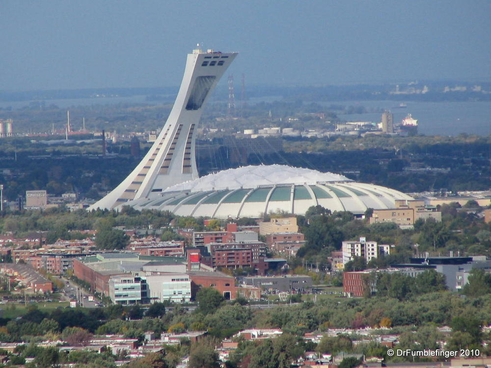 Olympic Stadium in Montreal History Olympic Stadium Montreal