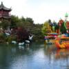 Montreal Botanical Garden: Chinese garden exhibit