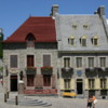 Quebec -- Place Royale: A historic marketplace which has been wonderfully restored. The heart of the lower city!