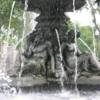 Quebec -- Fontaine de Tourny: Fountain details
