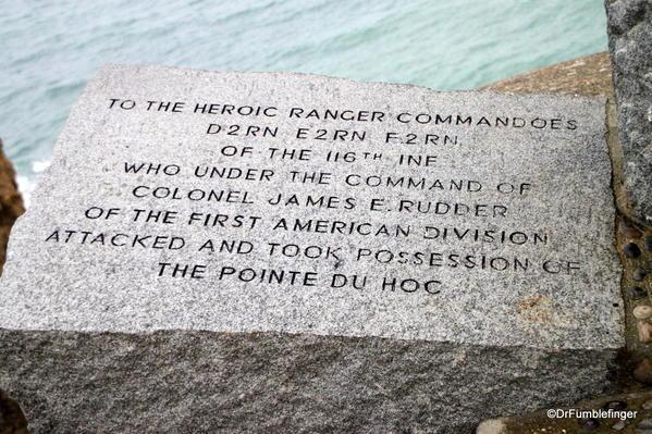 D-Day Beaches 2013-027 Pointe du Hoc