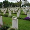 Canadian Cemetery, Courseulles-sur-Mer: A quiet rural setting