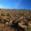 Near the summit of Haleakala National Park