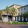 Entrance to Galle Face Hotel, Colombo: Entrance to this grand old beauty from the British Colonial era.