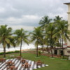 Inner Courtyard, Galle Face Hotel