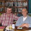 DrFumblefinger with Arthur C. Clarke
