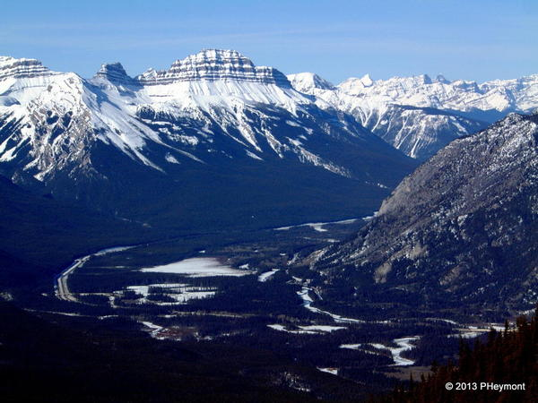 1-Bow Valley-Banff