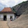 Dambulla -- Entrance to Cave complex