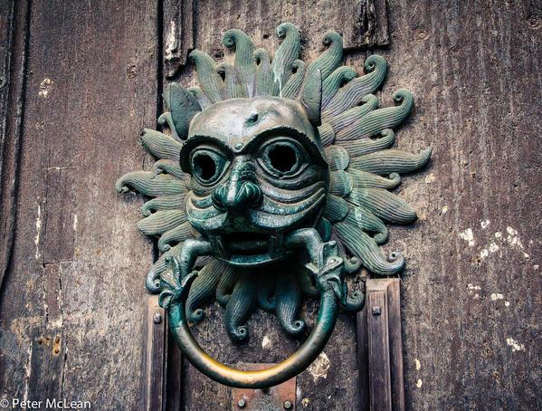 2 - The Sanctuary Knocker at Durham-4998