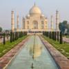 Taj Mahal, Agra, India: Built by Shah Jahan in loving memory of his wife Mumtaz Maha
