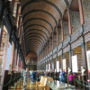 """Long Room"", Trinity College Library, Dublin, Ireland: An elegant and beautiful building, with thousands of very old books"