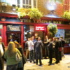 Temple Bar, Dublin, Ireland: A lively and busy place that comes to life when the sun goes down