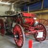 Old Fire Wagon -- Walla Walla Museum