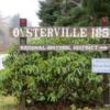 Entrance to Oysterville, Washington