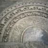 Polonnaruwa -- Moon stone at Vatadage