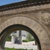 Old Gate, Chicago Stock Exchange, Millennium Park
