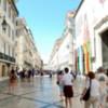 Baixa street scene