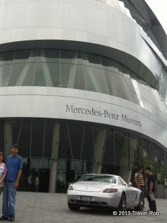 Mercedes Museum Admission Price