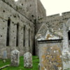 Cemetery and Cathedral, Rock of Cashel