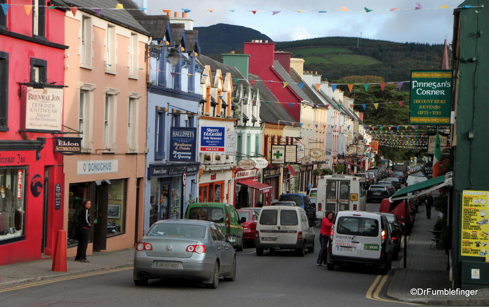 Ring Of Kerry Bus Tour From Kenmare