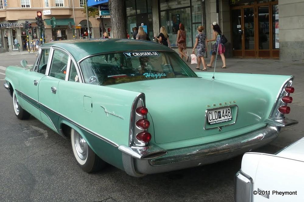 Cruisers: American Cars in Stockholm | TravelGumbo
