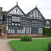 Speke Hall (Wikimedia Commons/Sweetie Candykim: Liverpool's Speke Hall